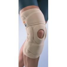 Окутывающий коленный ортез с полицентрическими ребрами жесткости 6120 и 7120