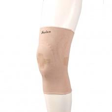 Фиксатор коленного сустава с силиконовой вставкой F 1601