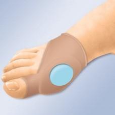 Бандаж с защитной подушечкой при бурсите большого пальца Orliman Sofy-plant & gel GL-121
