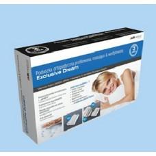 Массажная ортопедическая подушка с эффектом памяти и массажными канавками Exclusive Dream AR Medical