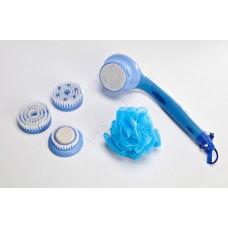 Щетка для мытья массажная электрическая «ГЛАДКАЯ КОЖА»
