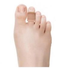 C 2707 Силиконовый протектор для пальцев стопы на тканевой основе