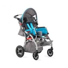 Инвалидная детская кресло-коляска Baby comfort blue H6
