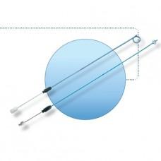 Катетер Малекота RCJ110 для ЧПНС Coloplast, J тип, однопетлевой