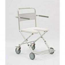 Кресло инвалидное для душа и туалета FS7962L с U-образным вырезом
