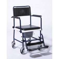 Кресло-каталка c санитарным оснащением на колесах Vermeiren 139B, Belgium