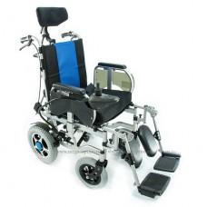 Кресло-коляска инвалидная с электроприводом FS122LGC-46