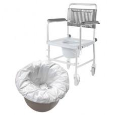 Одноразовые пакеты Barry Bag 20 для кресел-туалетов