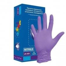Перчатки нитриловые Nitrile 1/50 пар