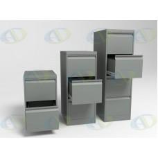 Шкаф картотечный для документации (3 ящика) МСК-831.03/7038