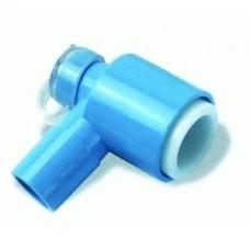 Коннектор дыхательный вертлюжный для бронхоскопа 100/257