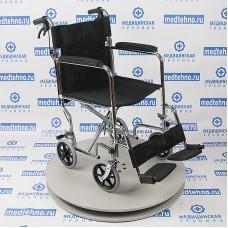 Кресло-каталка LY-800-808 с ручными тормозами для сопровождающего лица