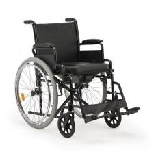 Кресло-коляска с санитарным оснащением Armed Н011А