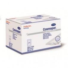 Самоклеющаяся серебросодержащая повязка Cosmopor Antibacterial 10х6см (901001)
