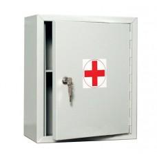 Шкафчик аптечный металлический ССМ АП-800