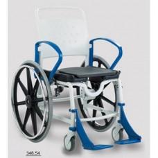 Туалетно-душевой стул для самостоятельного передвижения Генф