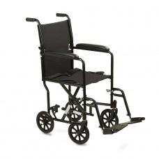 Кресло-каталка инвалидная Fs Black line