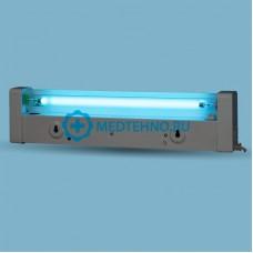 Облучатель бактерицидный настенный ОБН-35 «Азов» (одноламповый) с лампой /без лампы