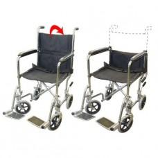 Кресло-каталка инвалидная, складная 5019C0103SF серия 5000