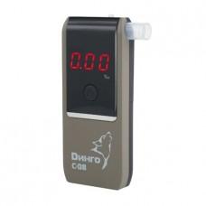 Персональный алкотестер Динго С-08 с профессиональным сенсором