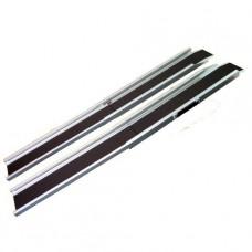 Пандус 3-х секционный алюминиевый CF01-7132А (275см)