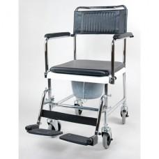 Кресло-каталка инвалидная с туалетным устройством Barry W2 (5019W2)