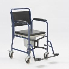 Кресло-коляска с санитарным оснащением для инвалидов Armed H 009b