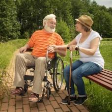 Кресло-коляска для инвалидов Армед H 007